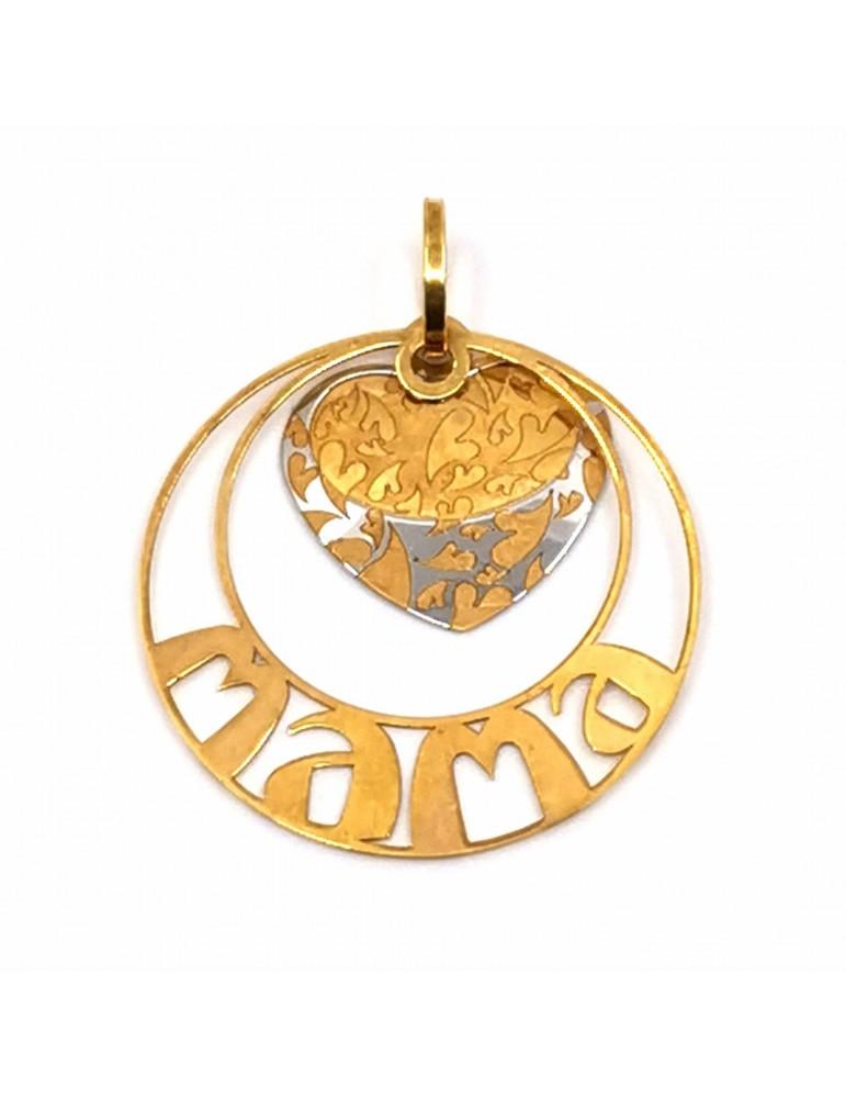 Medalla de la Madre en oro